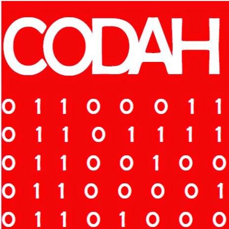 CODAH: Centre on Digital Arts and Humanities