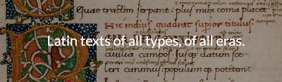 Digital Latin Library