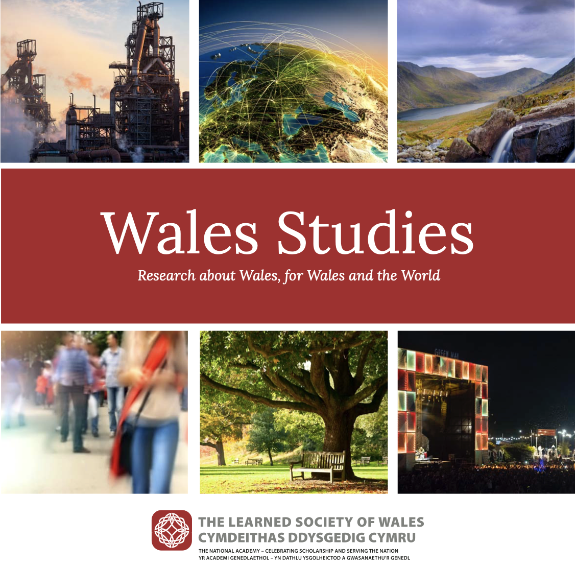 Wales Studies booklet cover
